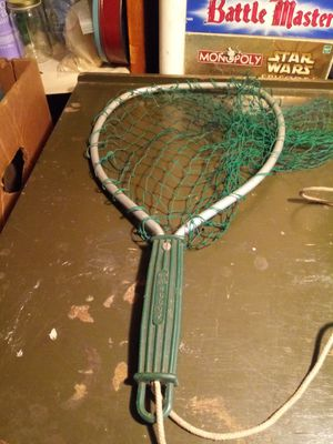 Vintage South Bend landing net Made in USA for Sale in Wernersville, PA