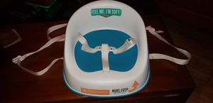 Baby booster seat. Can be used at table or in tub or in pool anytime you need the baby sit for Sale in Lake Worth, FL