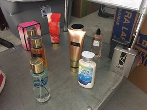 Victoria secret underwear, body wash , sprays and lotion for Sale in Durham, NC