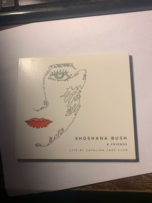 Shoshana Bush - Live at Catalina Jazz club cd for Sale in Highland, IL