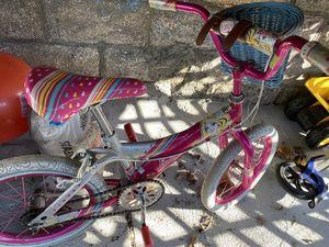 "16"" Bike Girls Barbie Design for Sale in Newton, MA"