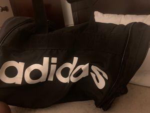Adidas duffle bag (black) 15 -20 dollars $$ for Sale in Vista, CA