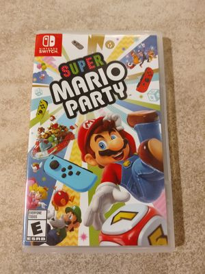 Super Mario Party for Nintendo Switch for Sale in Cedar Park, TX