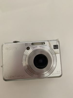 SONY cybershot Camera for Sale in Antelope, CA