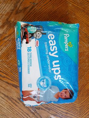 Pampers Easy Up Pull-ups for Sale in Ball Ground, GA