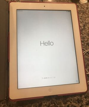 IPad 3, 32 GB with case for Sale in Cypress, TX