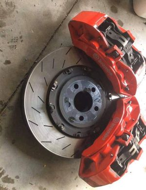 Hell cat front brakes for Sale in Hoxeyville, MI