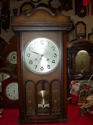 Centurion 35 day antique windup wall clock for Sale in Mobile, AZ