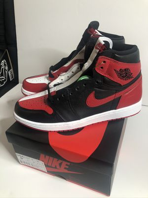Nike air Jordan 1 homage to home size 9.5 ds for Sale in Bellevue, WA