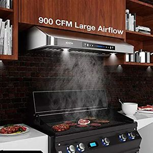"""IKTCH 30"""" Under Cabinet Range Hood 900 CFM, Speed Gesture Sensing/Touch Control Swith Panel for Sale in San Diego, CA"""