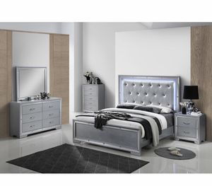 Brand new queen size bedroom set $1099 for Sale in Hialeah, FL