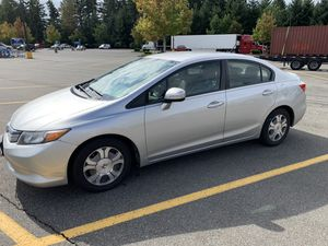 2012 Honda Civic for Sale in Enumclaw, WA