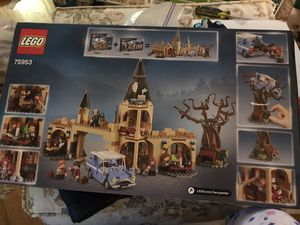 Lego Harry Potter whomping Willow #75953 for Sale in New York, NY