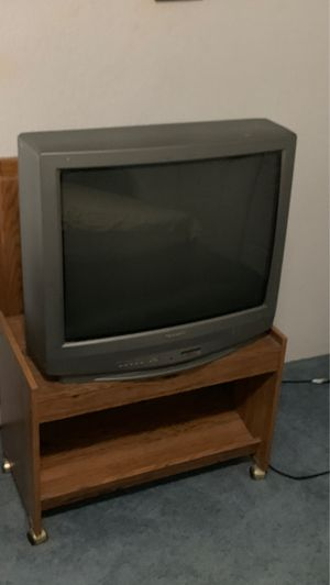 Panasonic TV with stand for Sale in Fresno, CA