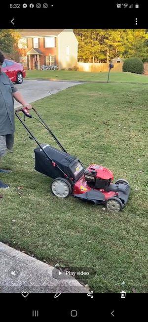 troy bilt lawn mower for Sale in Marietta, GA