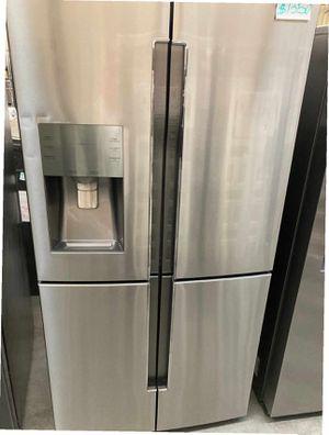 Samsung Fridge 27.8 cu. ft. Food Showcase 4-Door French Door Refrigerator for Sale in City of Industry, CA