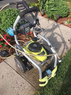 Ryobi Gas Pressure Washer (Honda Engine) for Sale in Manassas, VA