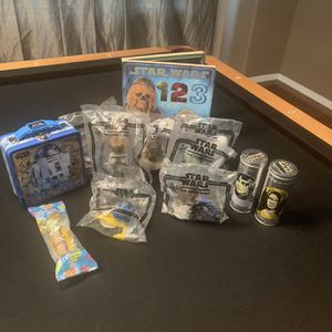 Star Wars collectibles for Sale in Glendale, AZ