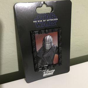 Knight Of Ren - Disney Star Wars DSSH Enamel Pin - LE 400 - Rise Of Skywalker for Sale in Fairfield, CA