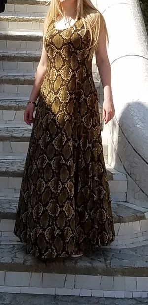 MICHAEL KORS SNAKE PRINT DRESS for Sale in Kirkland, WA