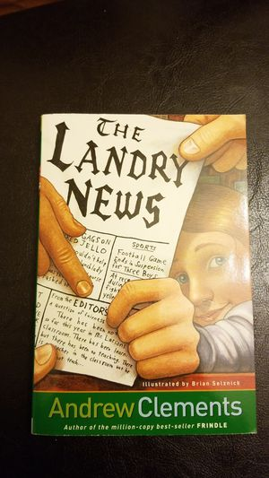 The Landry News by Andrew Clements for Sale in Bothell, WA