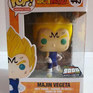 Funko Pop Majin Vegeta 445 for Sale in San Diego, CA
