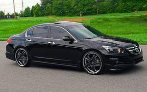 Black 2008 Honda Accord runs like new for Sale in Wichita, KS