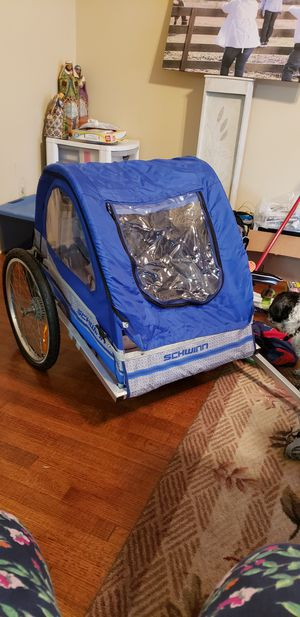 Schwinn Bicycle Trailer for Kids for Sale in Sunset, LA