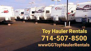 Toy Hauler for Sale in Santa Ana, CA