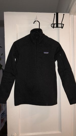 Patagonia 1/4 zip XS for Sale in Raleigh, NC