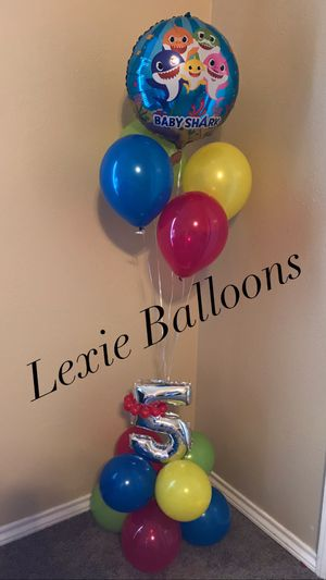 Balloon bouquets for Sale in Duncanville, TX
