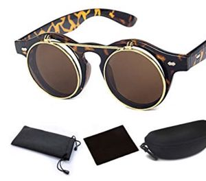 Cheetah print flip up sunglasses for Sale in Columbus, OH