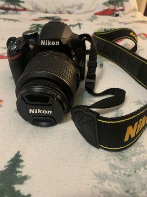 Nikon D3200 Digital Camera for Sale in Minooka, IL
