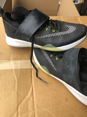 """Nike Zoom shoes for men's 7.5?"""" For women's 8 to 8.5 for Sale in Chula Vista, CA"""