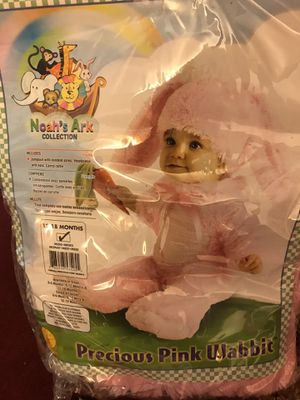 Baby rabbit costume size 12-18 months for Sale in Falls Church, VA