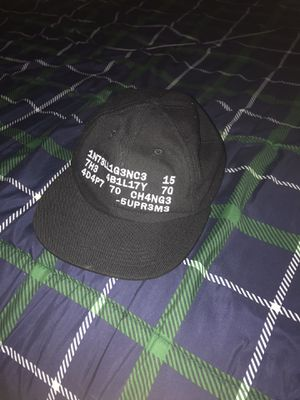 Supreme hat for Sale in Glendora, CA