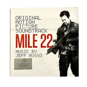 Jeff Russo: Mile 22 - Original Motion Picture Soundtrack (Vinyl, 2018) for Sale in Parkville, MO