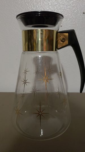 Really nice Pyrex coffee pot for Sale in Monroe Township, NJ