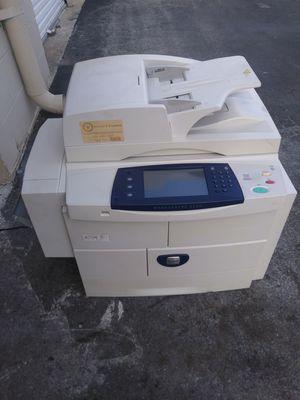 Xerox workforce center 4250 copier for Sale in Tampa, FL