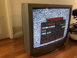Television 27' - Panasonic TV ct 27l8lg for Sale in Los Angeles, CA