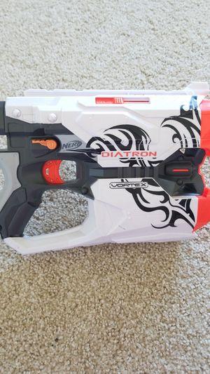 Nerf Diatron Vortex Gun for Sale in Elgin, IL