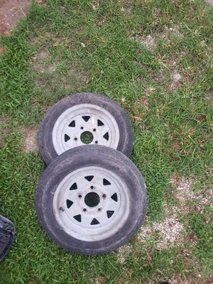 Trailer tires for Sale in Miami, FL