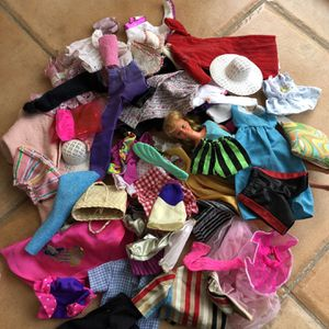 Barbie Lot Clothes for Sale in Fort Lauderdale, FL