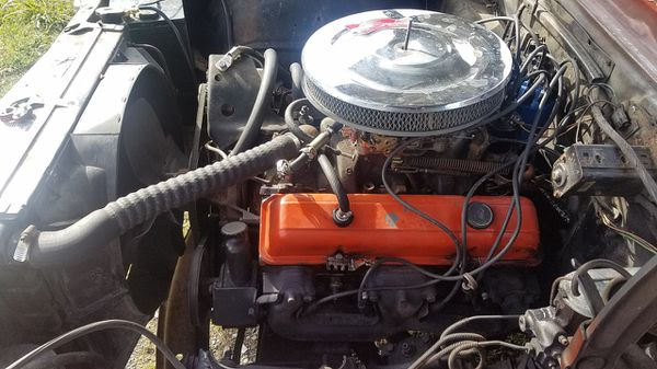 71 Chevy nova
