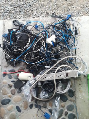 Computer wires for Sale in Vista, CA