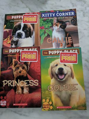 Puppy place books for Sale in Yorkville, IL