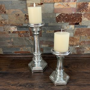 Z Gallerie Mercury Candle Holder set for Sale in Industry, CA