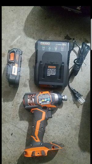 Ridgid impact drill for Sale in Smyrna, TN