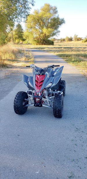 2008 Yamaha raptor 350cc ATV quad for Sale in Sacramento, CA