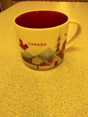 "Starbucks Canada ""You Are Here"" Cup for Sale in Santa Maria, CA"